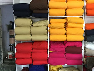 Fabric Dyeing Womens Clothing Manufacturing