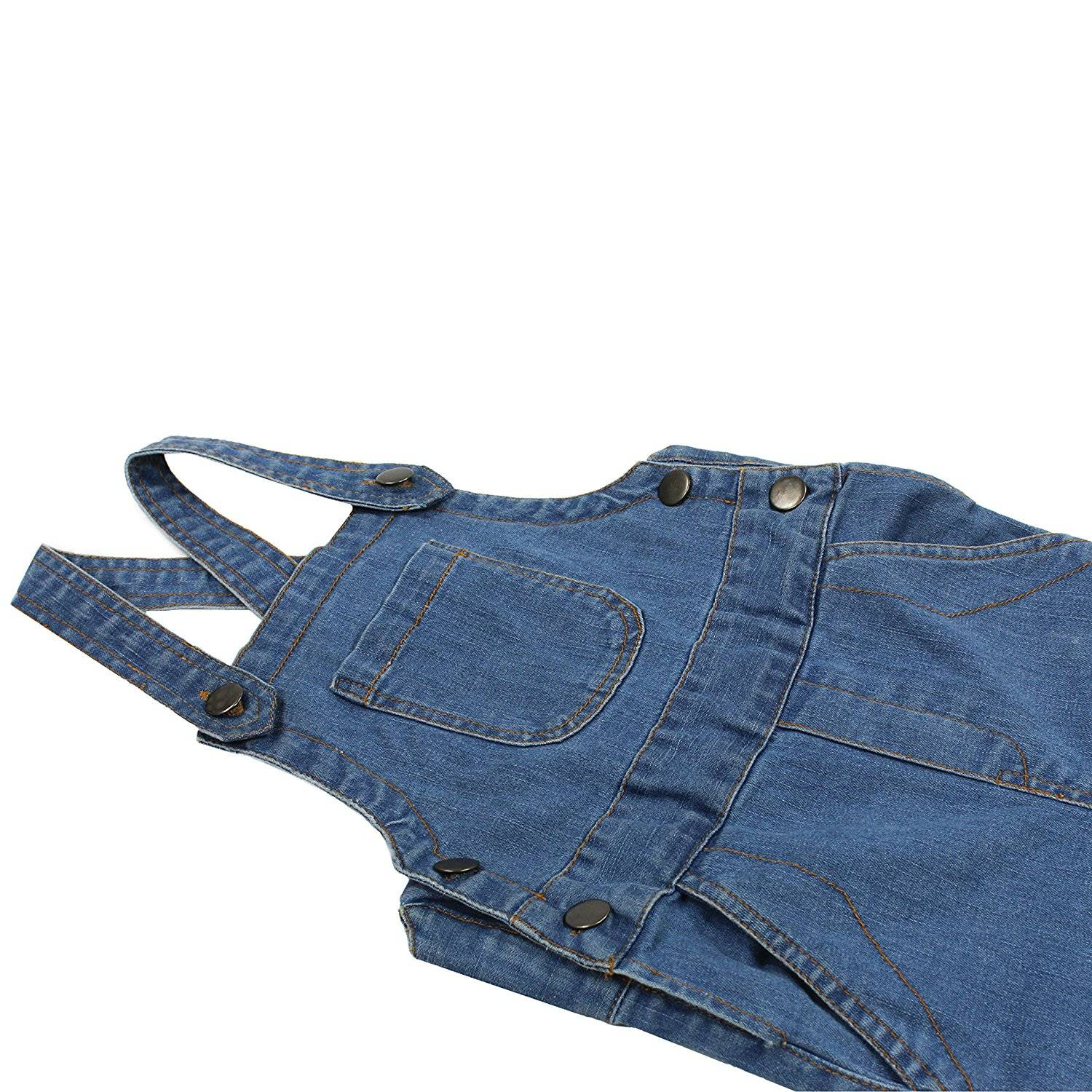 Kids Denim Dungaree