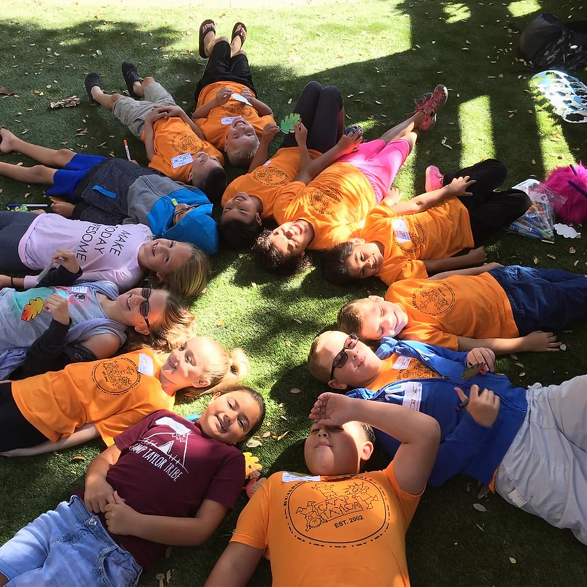 2021 Virtual Youth & Teen Camp program   Registration for ages 7-17