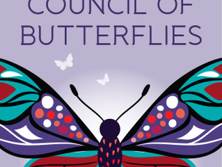 Cover reveal! Ms. Mulligan and the Council of Butterflies