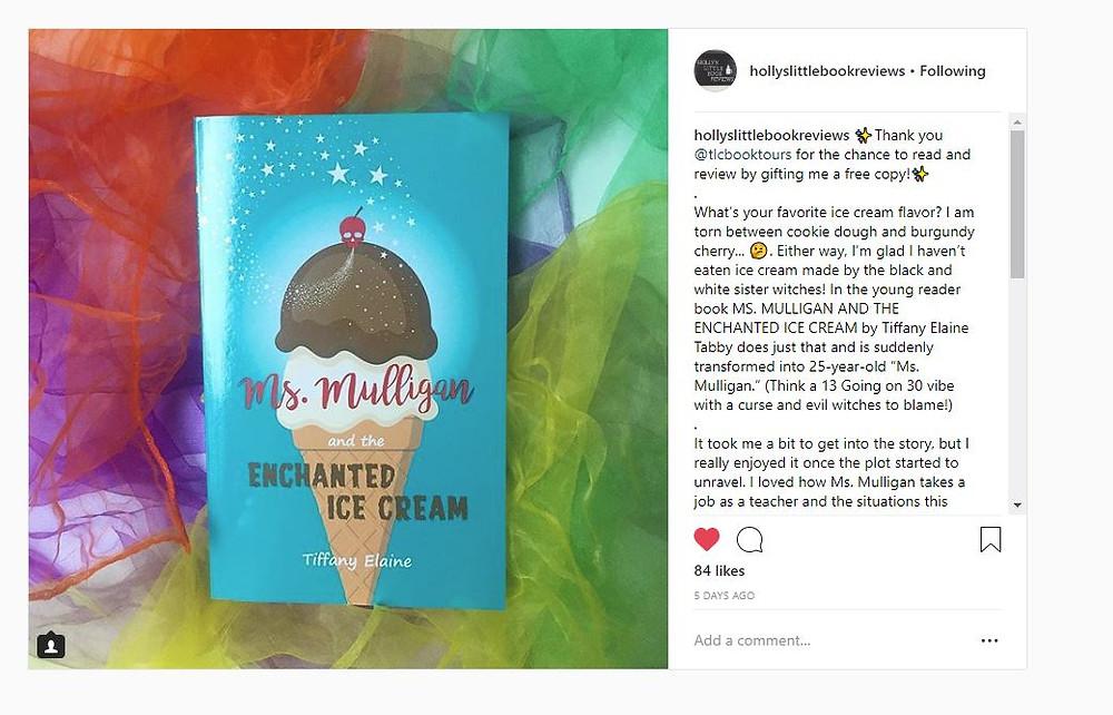 Hollys Little Book Reviews