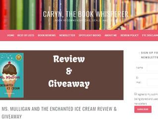 Ms. Mulligan's virtual blog tour wraps up!