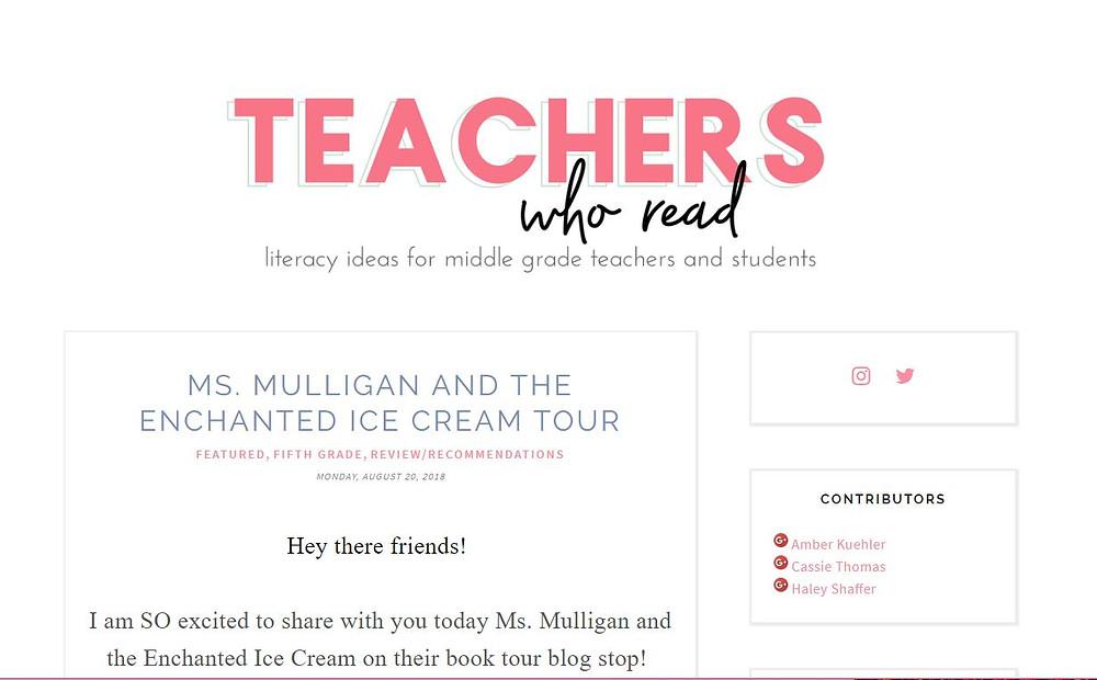 Teachers Who Read