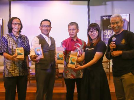 3 Fakta Grand Launching Paberik Kopi Upnormal yang Harus Kamu Tahu!