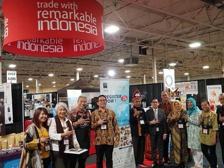 Sambut Hari Kopi Sedunia, Upnormal Terbang ke Kanada Bawa Kopi Indonesia