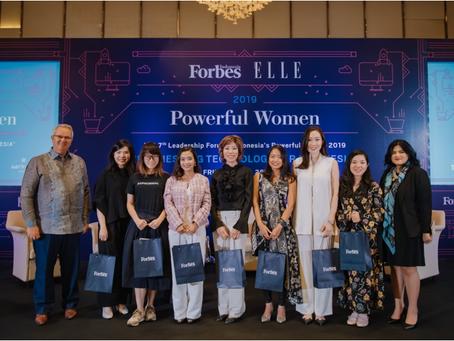 CRP x Forbes Indonesia: Peran Teknologi Terhadap Karir Perempuan Indonesia