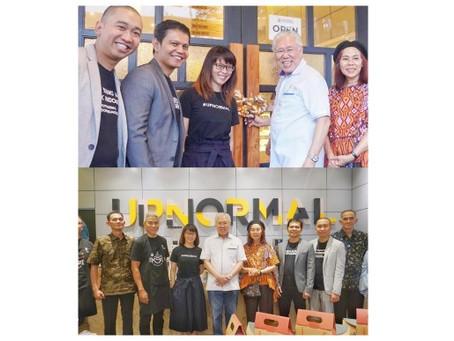 Dukung Brand Lokal, Menteri Perdagangan Resmikan Gerai ke-100 Upnormal