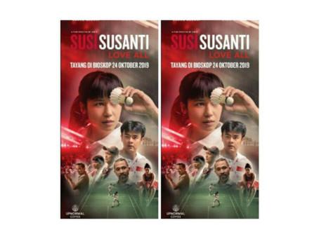 Dorong Milenial Nonton Film Nasional, Upnormal Dukung Film Susi Susanti