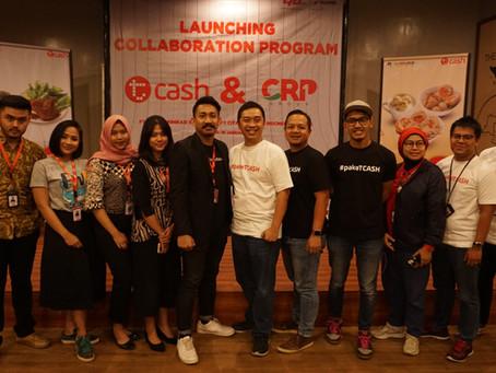 CRP Group Gelar Launching Kerja Sama dengan T-Cash
