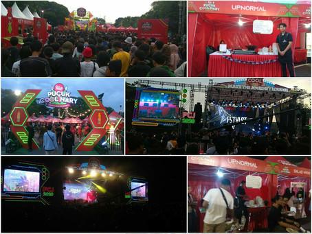 Spesial Buat Geng Milenial! Upnormal Hadir di Pucuk Cool Jam 2020 Yogyakarta