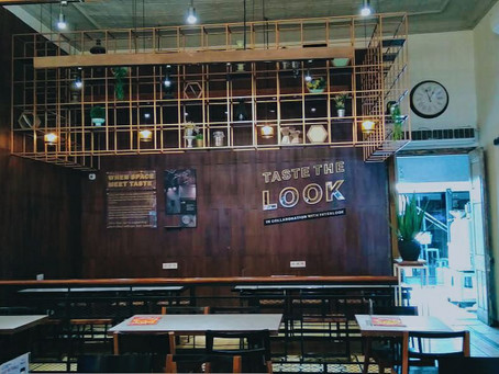 Fresh! Desain Café Baru Hasil Kolaborasi Upnormal dan Interook