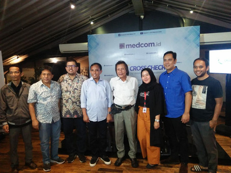 Bikin Melek! Diskusi Publik Upnormal x Medcom.Id Bahas Isu Hangat di Indonesia