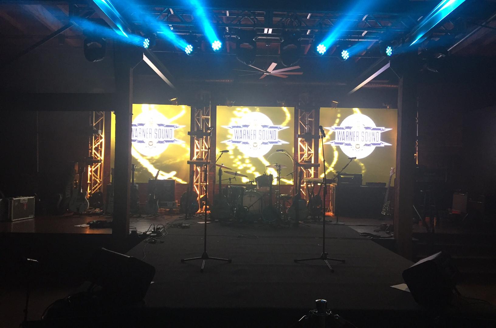Warner Nashville CMA Festival