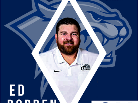 Real Talk Season 2 with QBV #4 Ed Borden Current Tight Ends Coach at the University of New Hampshire