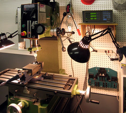 MACHINING - SOMETIMES SIMPLE BUT ALWAYS PRECISE!