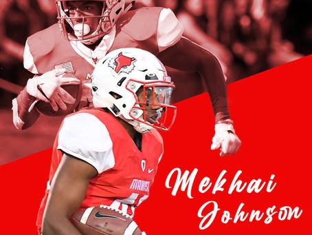 Real Talk Season 2 with QBV #6: Mekhai Johnson: RedShirt Junior Running Back for Marist College