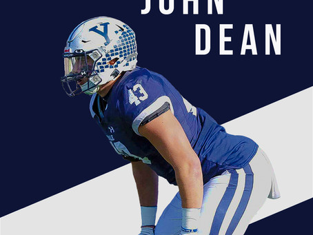 Real Talk Season 2 With QBV #5: John Dean Current Captian/Defensive starter for the Yale Bulldogs