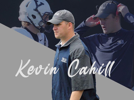 Real Talk Season 2 with QBV #3: Kevin Cahill Current Offensive Coordinator for Yale Bull Dogs