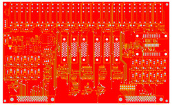 MONSTER PCB FOR AUTOMATED TEST FIXTURE