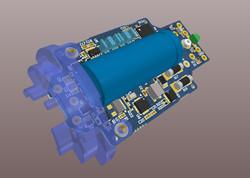 3D RENDERING OF PCB