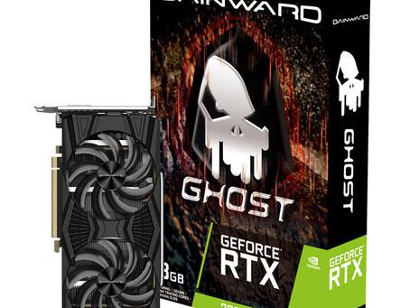 디앤디컴, 가성비 게이밍 그래픽카드 게인워드 지포스 RTX 2060 SUPER 고스트 출시