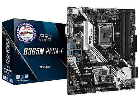 가격인하로 경쟁력을 더 높인 ASRock B365M PRO4-F 메인보드