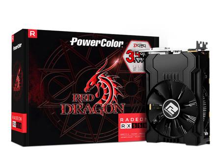 디앤디, 플루이드 모션과 온라인3D 게임을 위한 콜라보레이션, 파워칼라 라데온 RX 550 레드드래곤 재 출시!