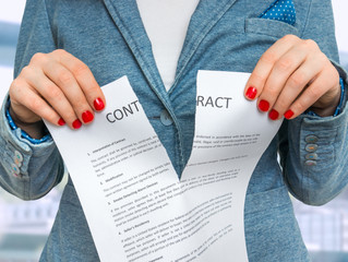 No Such Thing As Healthy Relational Contract