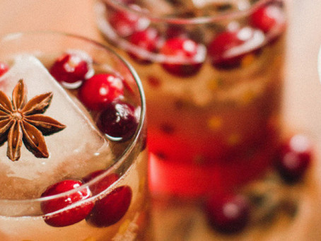 10 GREAT FALL COCKTAILS