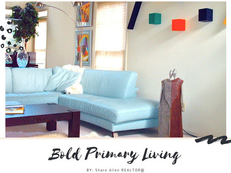 BOLD PRIMARY LIVING