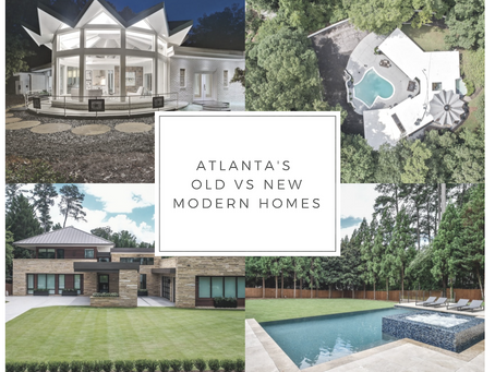 Old VS New | Modern Homes