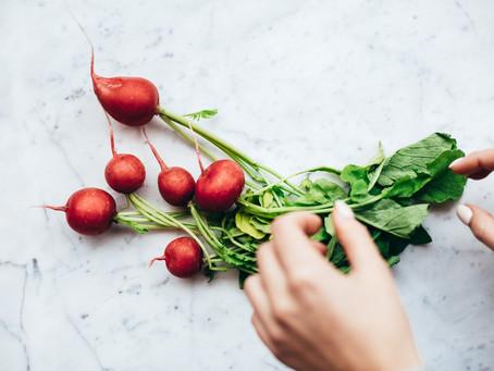 Evita contagiarte limpiando y desinfectando los alimentos