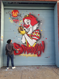 Snow White Wack Donald and the Poison Burger 2014 (2)
