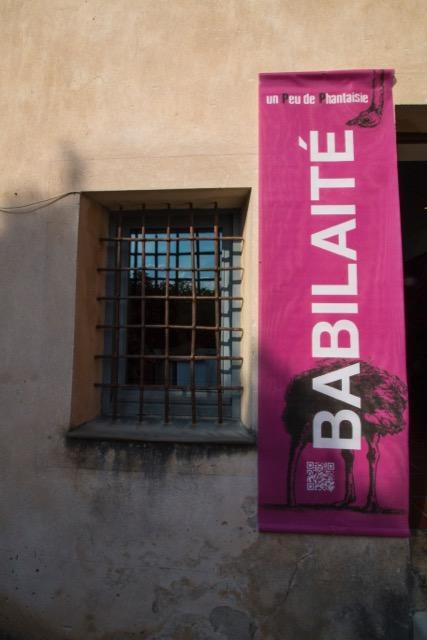 Festival du Peu 2018 - Babilaité
