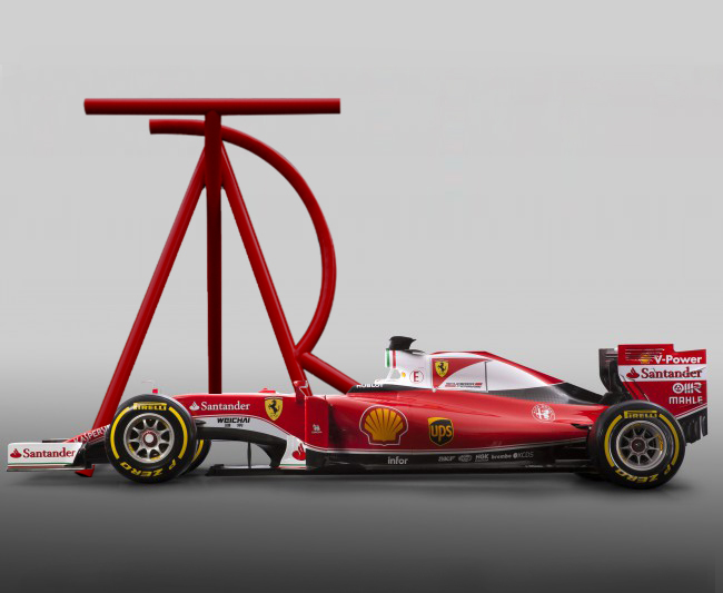 ART Ferrari OKKK