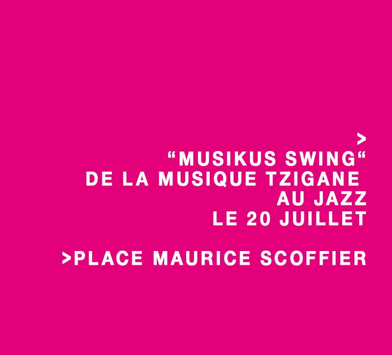 Lieux Musikus swing