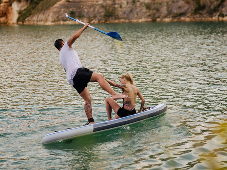 EASY SUP MISTAKES AND HOW TO AVOID THEM