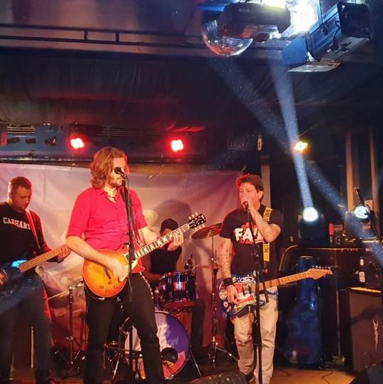 Konzert im Blue Shell Köln - Dezember 2019