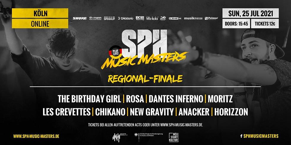 Regio Finale SPH Music Masters