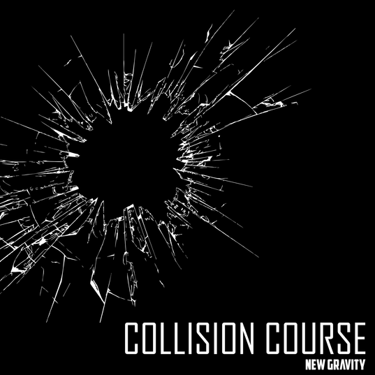 EP-Cover Colision Course