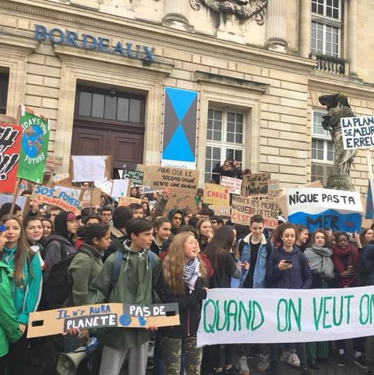Marche pour le climat - Mars 2019
