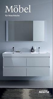 Bad-Möbel für Waschtische
