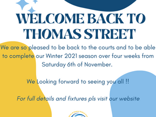Welcome Back To Thomas Street