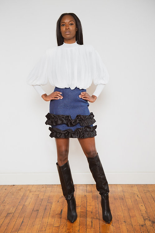 Trisha Mini Skirt
