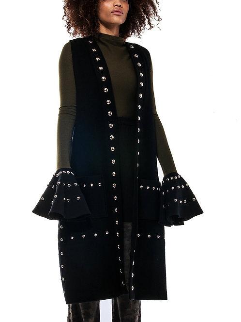 Carmy Studded Vest