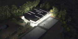 Mosman Sports Hall Competition Entry