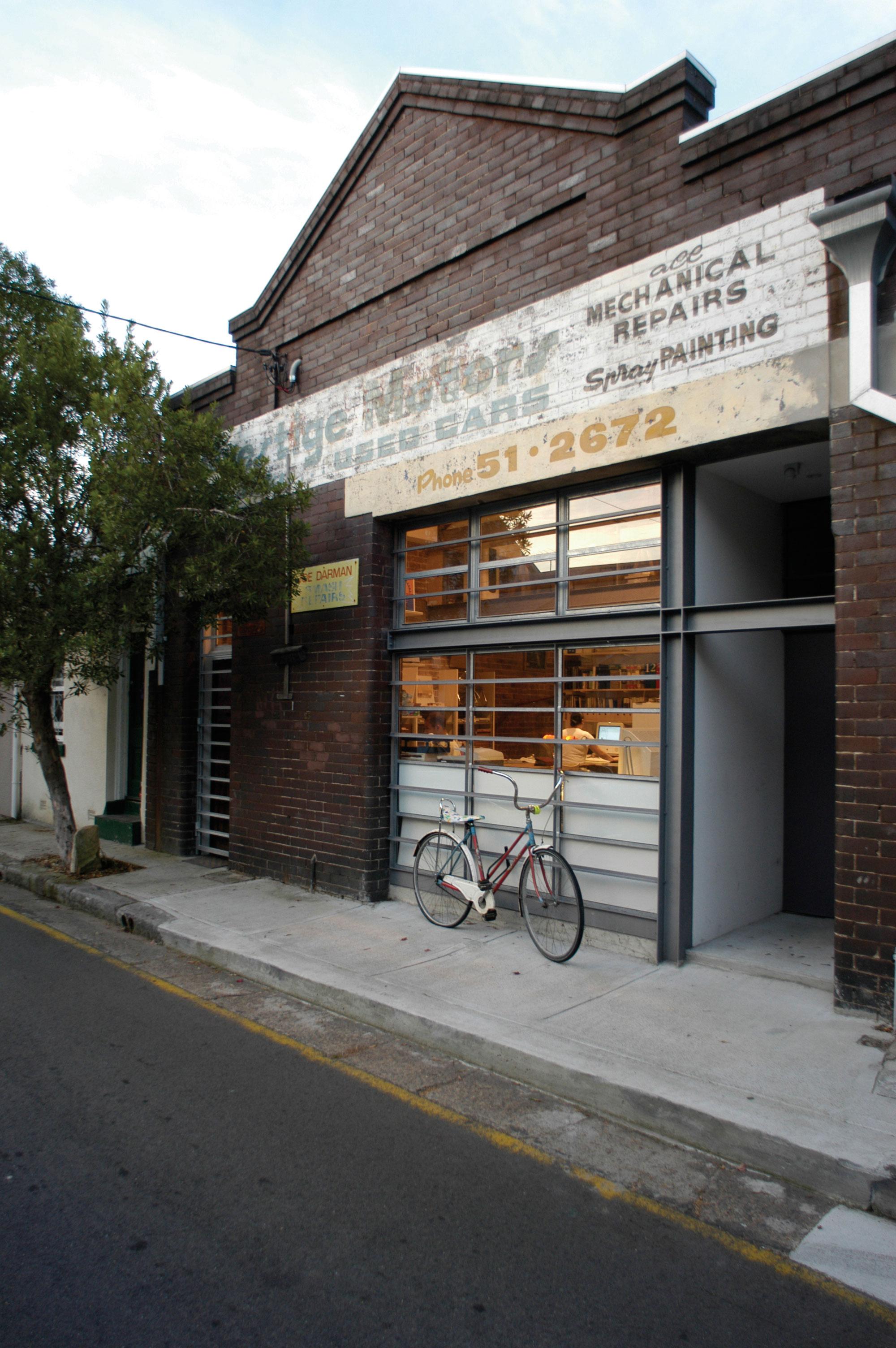 Egan St Office