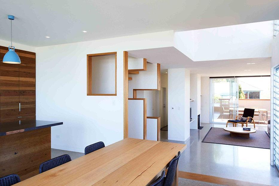 Seaview House Interior