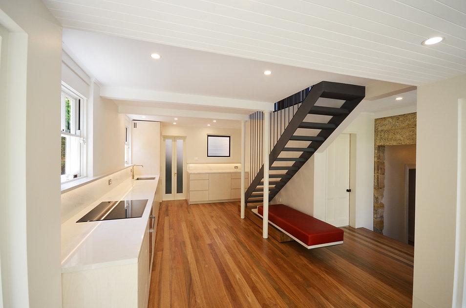 Balmain House Sydney interior