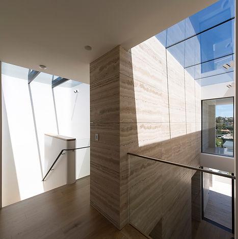 Vaucluse House Interior Atrium
